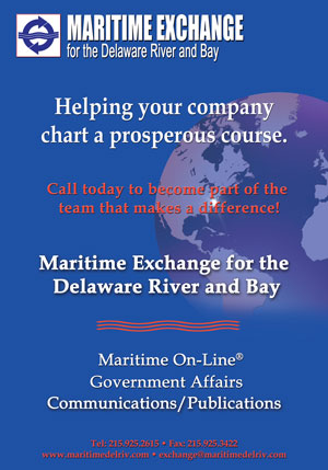 Maritime Exchange for the Delaware River & Bay - Home